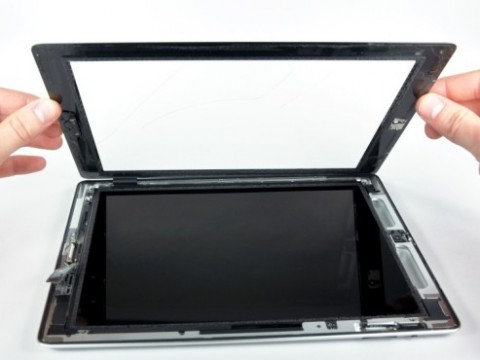 iPad 2 Display reparieren