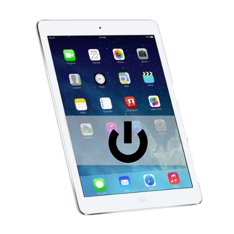iPad Air Power Button Reparatur