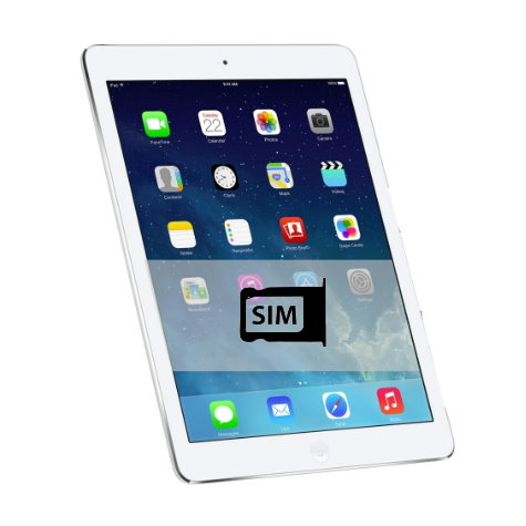 iPad Air Simcard Reparatur